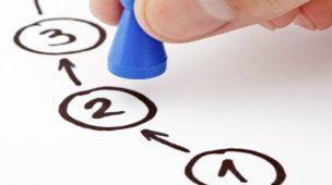 3 passos para conquistar