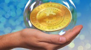 bolha do bitcoin