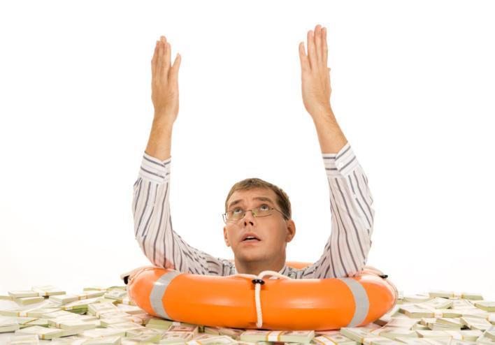 se livrar das dívidas