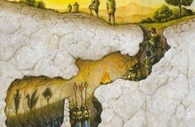 O Mito da Caverna de Platão e a vida moderna