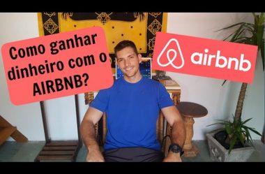 Como usar/ganhar dinheiro com o Airbnb