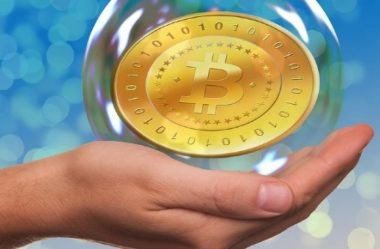 A bolha do Bitcoin e outras criptomoedas
