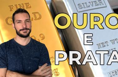 Investir em Ouro e Prata
